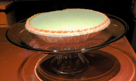 my Key Lime Pie
