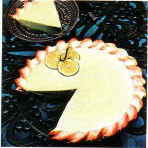 photo of Key Lime Pie from The New Joys of Jell-O