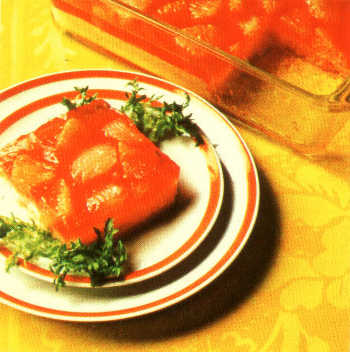 photo of salad from book